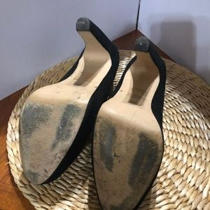 Dolce Vita Shoes - Vintage Dolce Vita Mary Jane Suede Stunner!